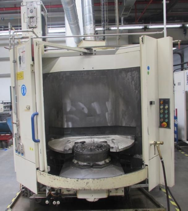Фрезерный станок - горизонт. HELLER MC 16 фото на Industry-Pilot