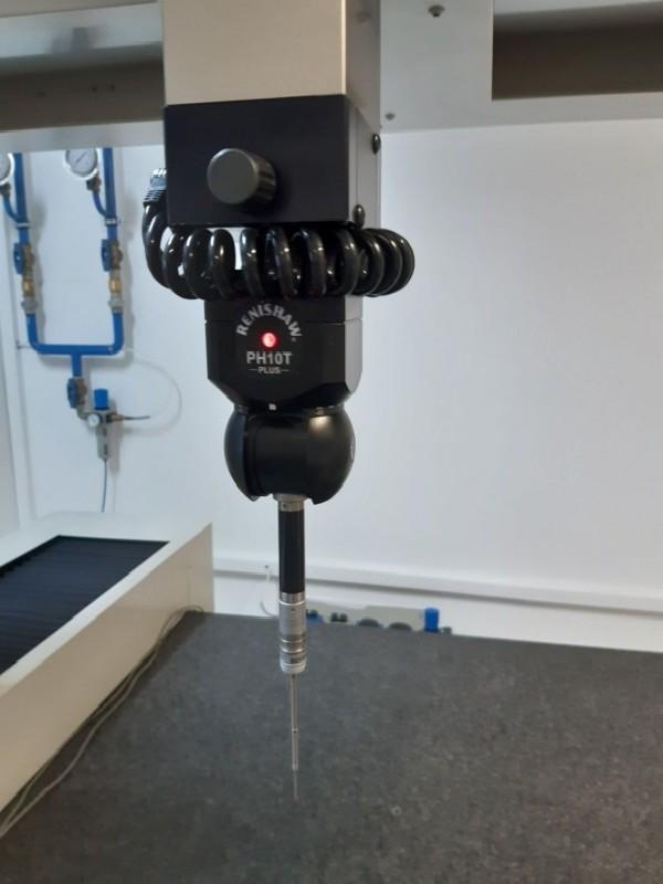 Coordinate measuring machine MITUTOYO Euro-C Apex 9166 photo on Industry-Pilot