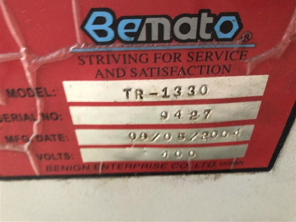 Токарно-винторезный станок BEMATO / JESSEY TR-1330 фото на Industry-Pilot