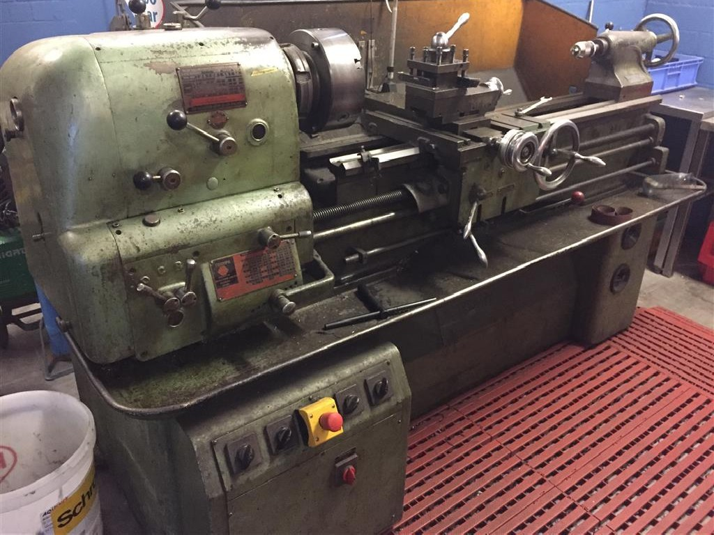 Токарно-винторезный станок COLCHESTER  STUDENT фото на Industry-Pilot