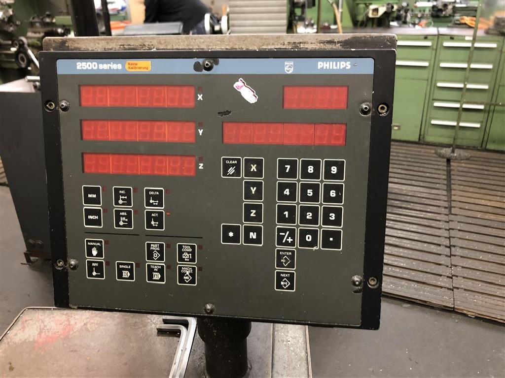 Инструментальный фрезерный станок - универс. DECKEL FP 1 Universal фото на Industry-Pilot
