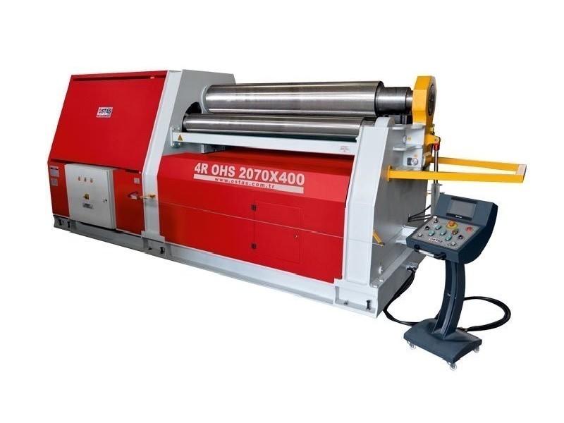 4-вальц. листогибочная машина OSTAS 4R OHS 2070 x 3/4 фото на Industry-Pilot