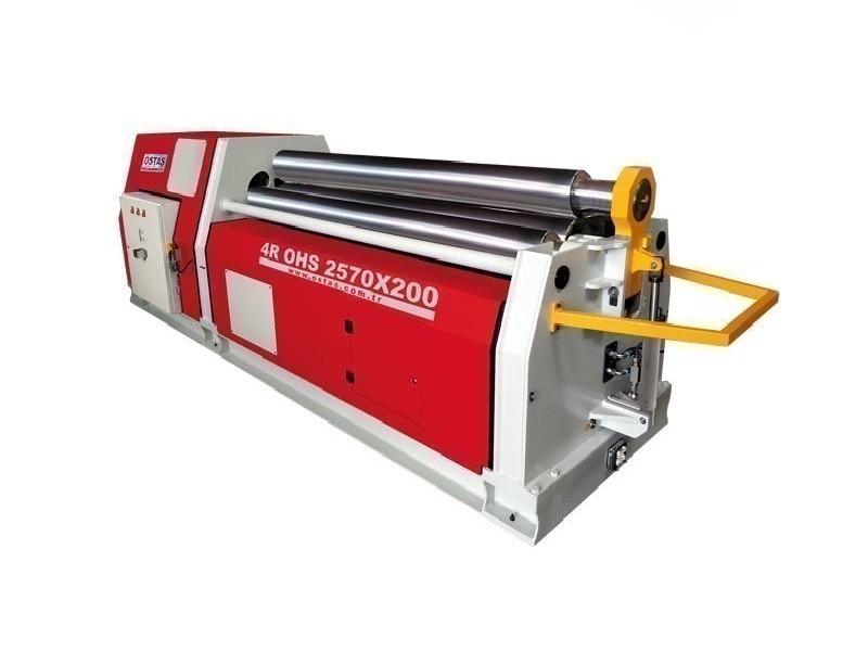 4-вальц. листогибочная машина OSTAS 4R OHS 2570 x 4/6 фото на Industry-Pilot