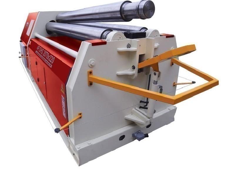4-вальц. листогибочная машина OSTAS 4R OHS 3070 x 20/25 фото на Industry-Pilot