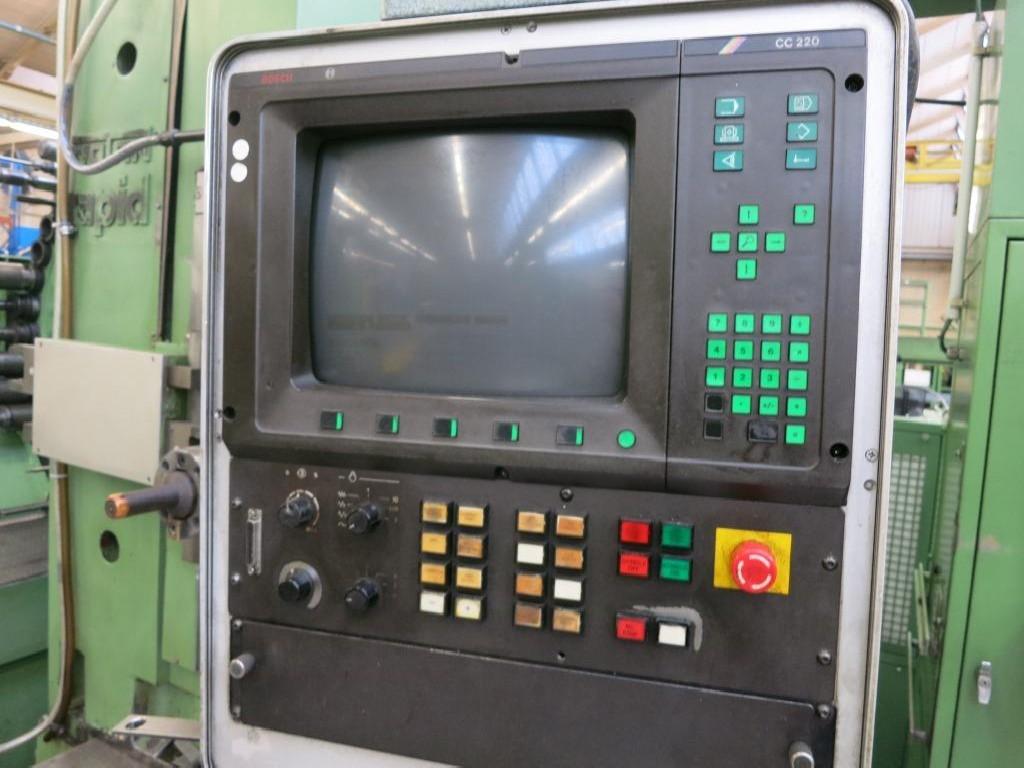 Горизонтально-расточной станок WOTAN Rapid M фото на Industry-Pilot