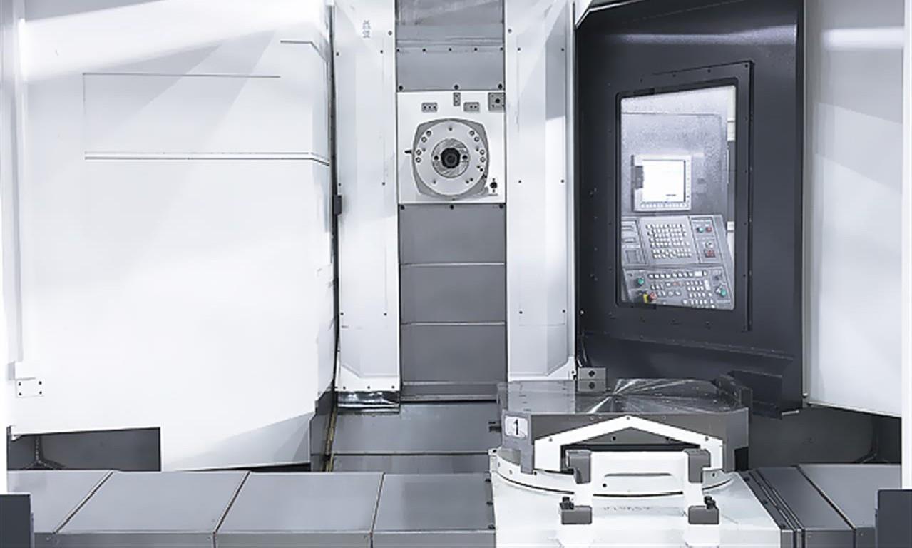 Обрабатывающий центр - горизонтальный HYUNDAI WIA KH50G фото на Industry-Pilot