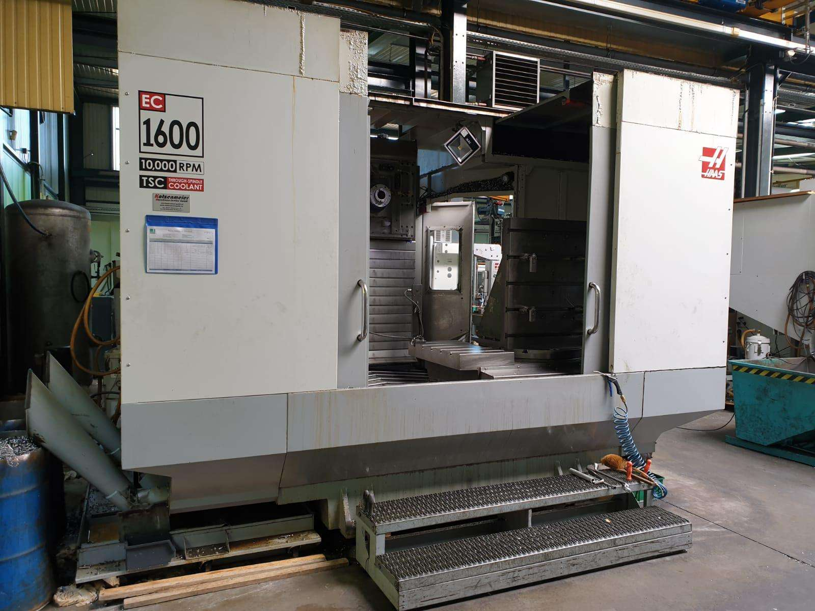 Gebrauchtmaschinen Haas EC-1600