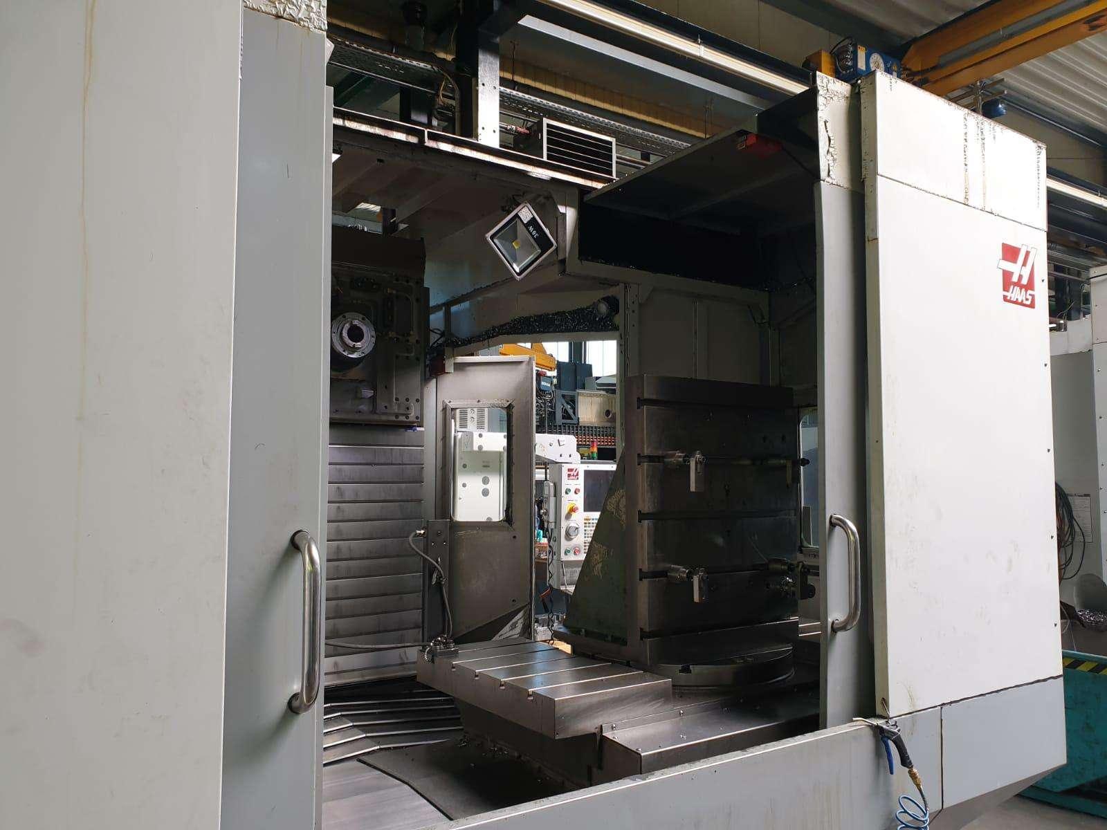 Обрабатывающий центр - горизонтальный Haas EC-1600 фото на Industry-Pilot