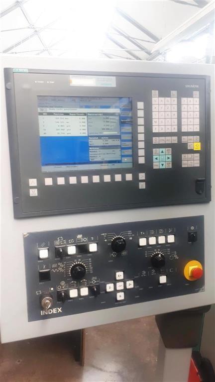 Токарный станок с ЧПУ INDEX 170 MC фото на Industry-Pilot