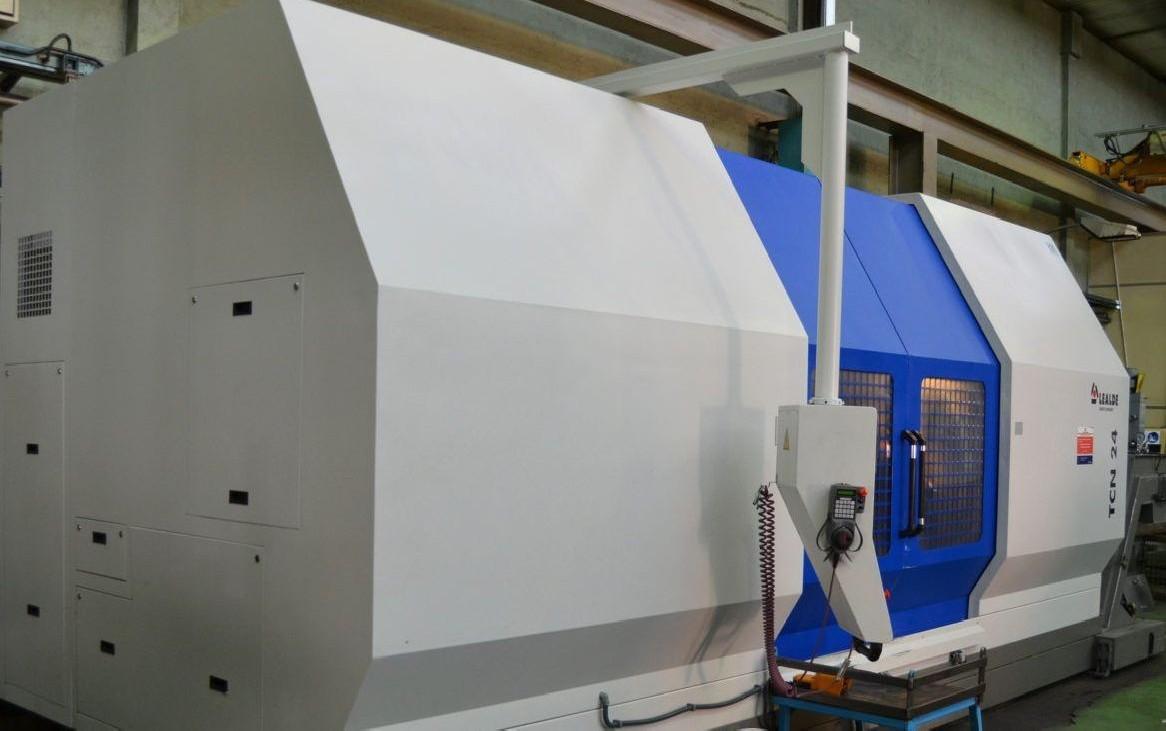 Токарный станок с наклонной станиной с ЧПУ DANOBAT TNC 24 фото на Industry-Pilot