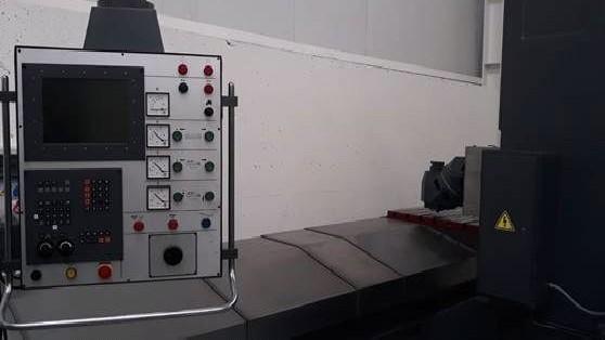 Продольно-фрезерный станок - универсальный ZAYER KF 5000 CNC überholt фото на Industry-Pilot