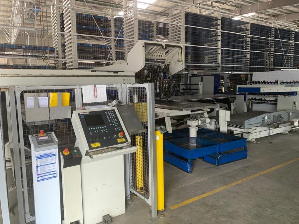 Координатно-пробивной пресс TRUMPF TruMatic 6000 L фото на Industry-Pilot