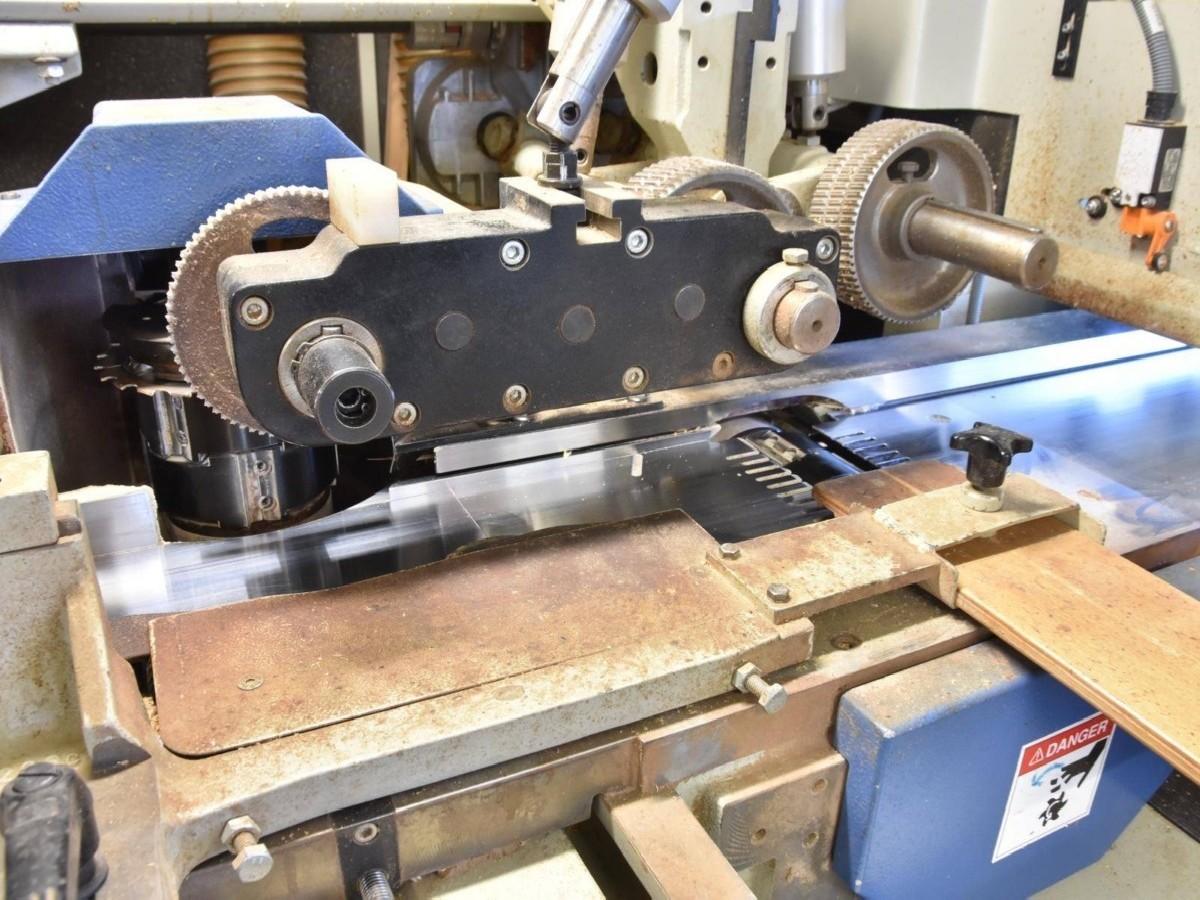 Четырёхсторонний строгальный станок WEINIG Unimat 23 E_Fenster фото на Industry-Pilot
