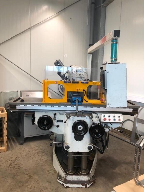 Консольно-фрезерный станок - универсальный HURE MU 6 фото на Industry-Pilot