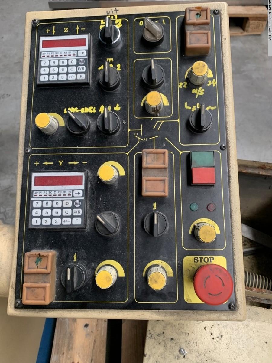Плоско шлифовальный станок - гориз. LGB R 7040 фото на Industry-Pilot