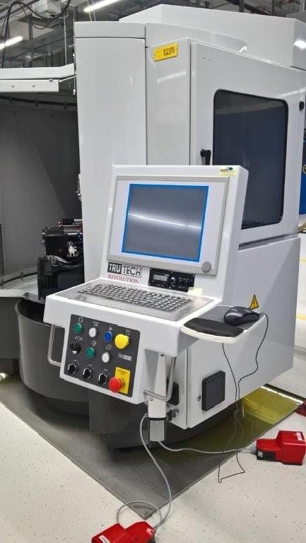 Круглошлифовальный станок TruTech Revolution AUTO T93X-A фото на Industry-Pilot