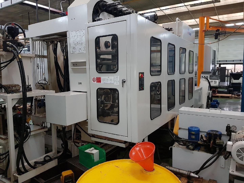 Обрабатывающий центр - горизонтальный DOOSAN ACE HM 800 Paletten фото на Industry-Pilot