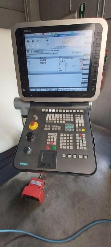Токарный станок с наклонной станиной с ЧПУ GILDEMEISTER NEF 400 Siemens 840D фото на Industry-Pilot