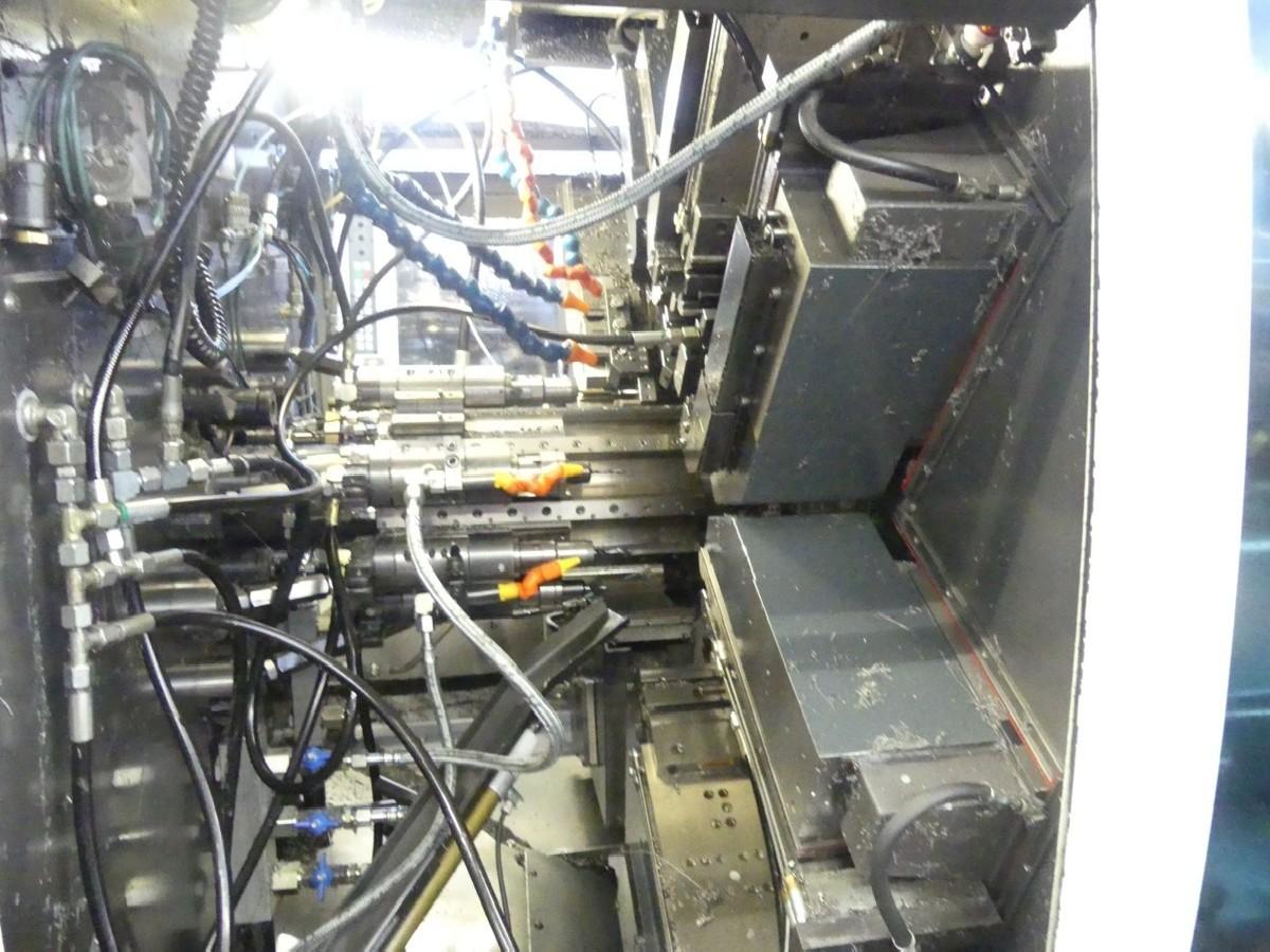 Прутковый автомат Многошпинд. TORNOS Multideco 20-8 фото на Industry-Pilot