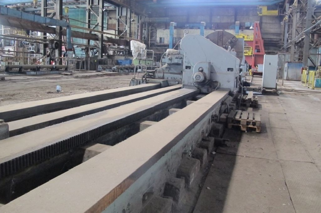 Тяжёлый токарный станок STANKO-KRAMATORSK 1A675 x 16000 фото на Industry-Pilot