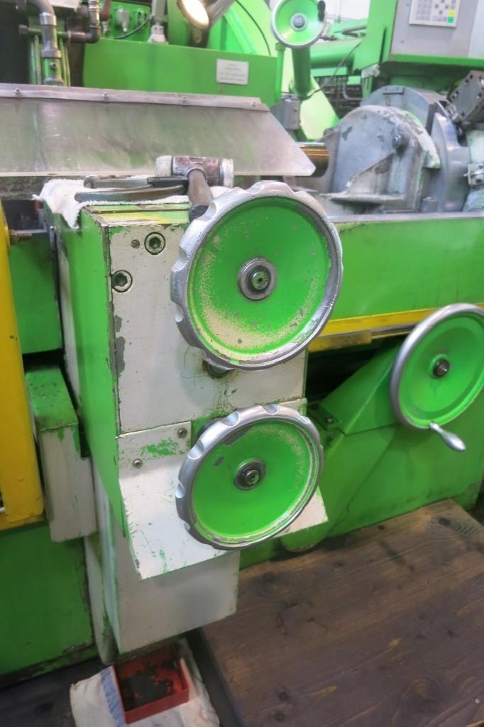 Станок для шлифования коленчатых валов NAXOS-UNION K 630/2500 фото на Industry-Pilot