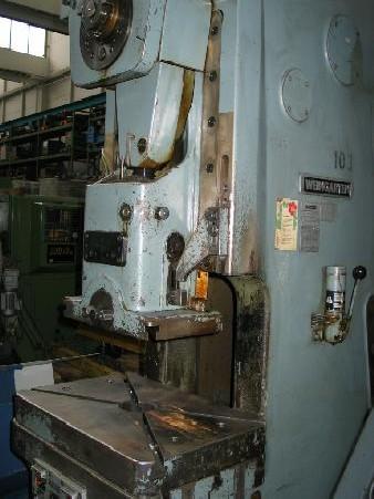 Кривошипный пресс - одностоечный WEINGARTEN N 63 фото на Industry-Pilot
