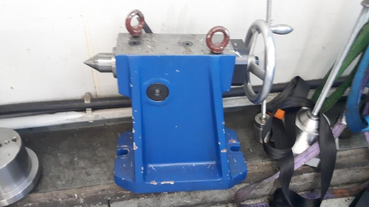 Продольно-фрезерный станок - универсальный MTE K 20 фото на Industry-Pilot