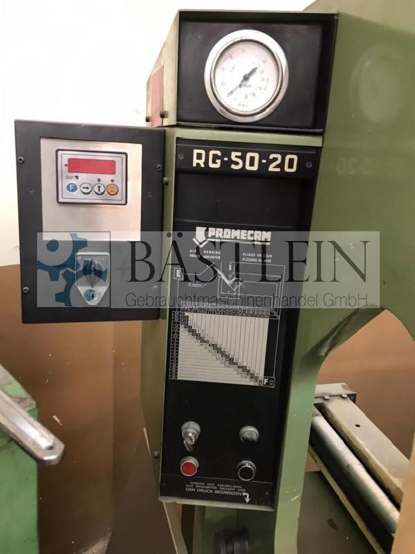 Листогибочный пресс - гидравлический PROMECAM RG 50-20 фото на Industry-Pilot