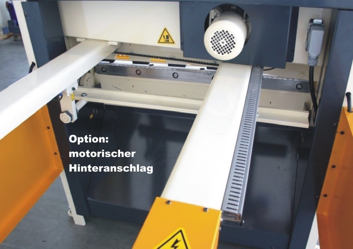 Гильотина механическая OSTAS ORGM 1550 x 3 фото на Industry-Pilot