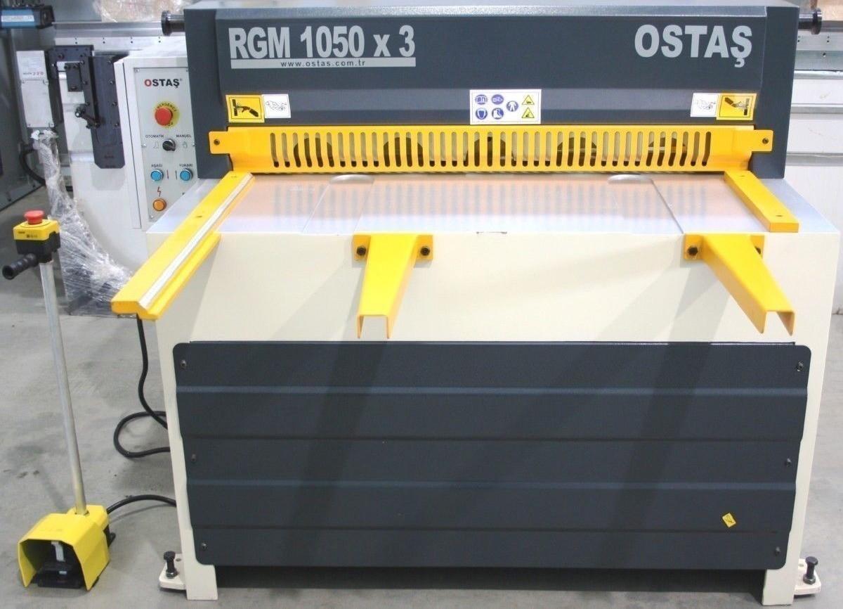 Гильотина механическая OSTAS ORGM 2550 x 3 фото на Industry-Pilot