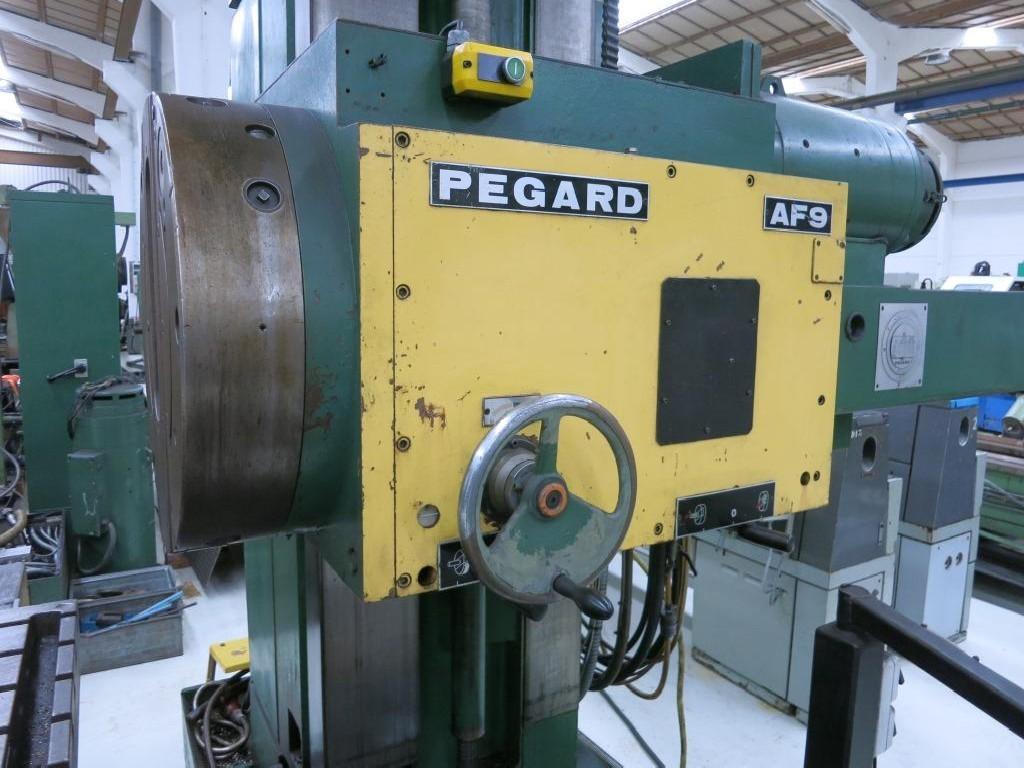 Горизонтально-расточной станок PEGARD AF9 фото на Industry-Pilot