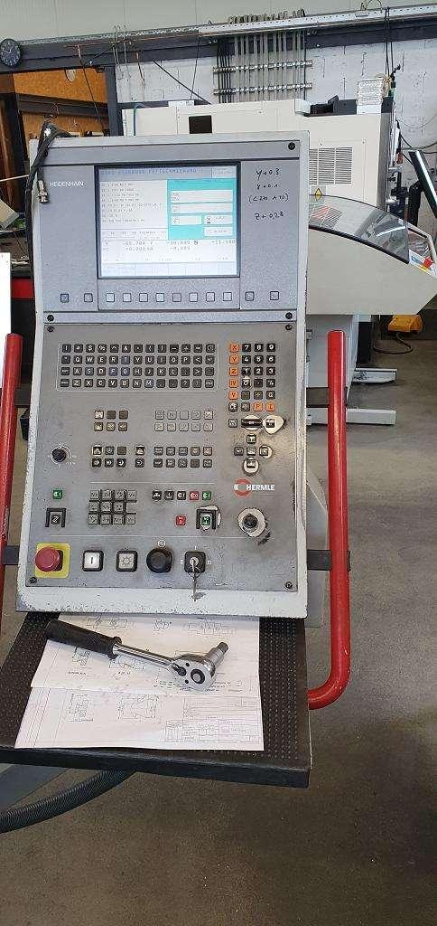 Обрабатывающий центр - универсальный Hermle C800U фото на Industry-Pilot