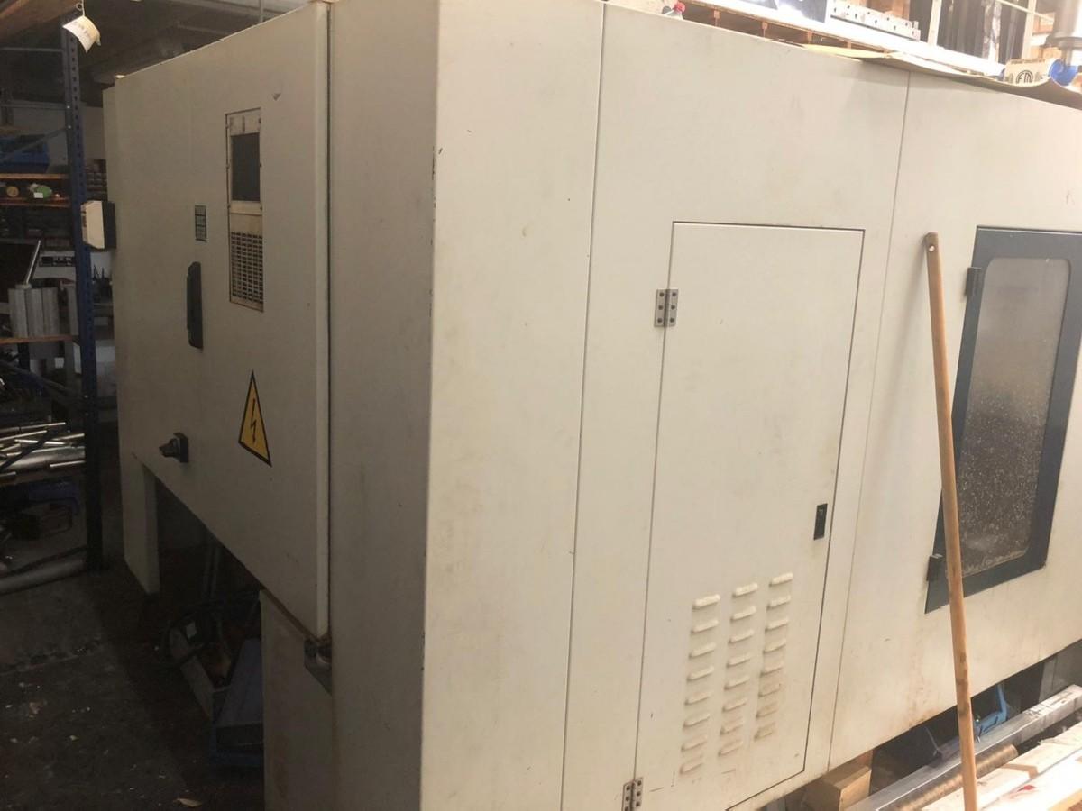 Обрабатывающий центр - вертикальный SPINNER VC 650 фото на Industry-Pilot