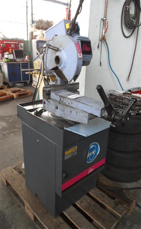 Дисковая пила для холодной резки MEP Scorpio 315 фото на Industry-Pilot