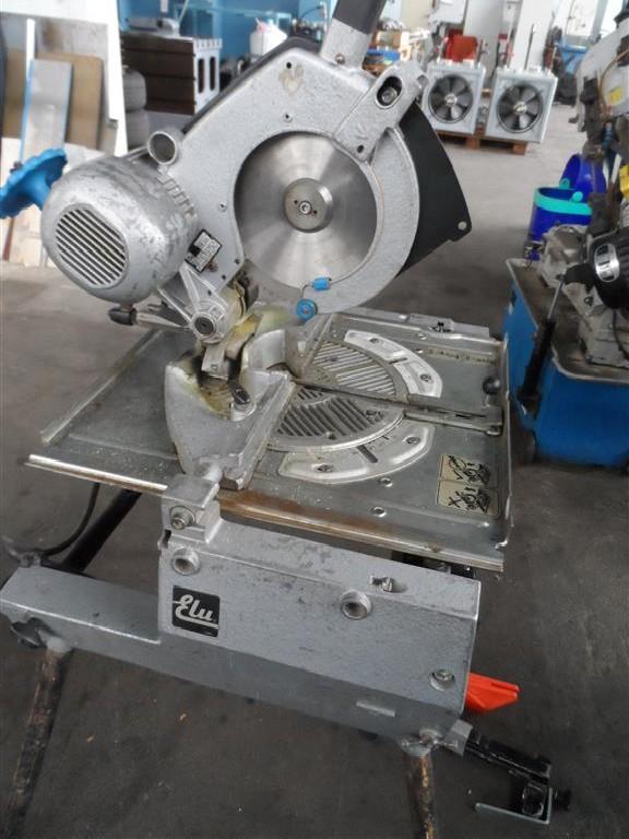Дисковая пила для холодной резки Elu TGA 173 A4 фото на Industry-Pilot