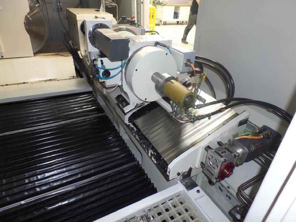Станок для шлифования коленчатых валов NAXOS-UNION PMB 310 фото на Industry-Pilot