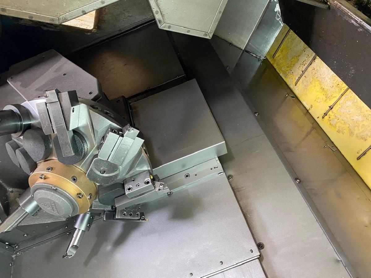 Токарный станок с ЧПУ INDEX GFG 250 фото на Industry-Pilot