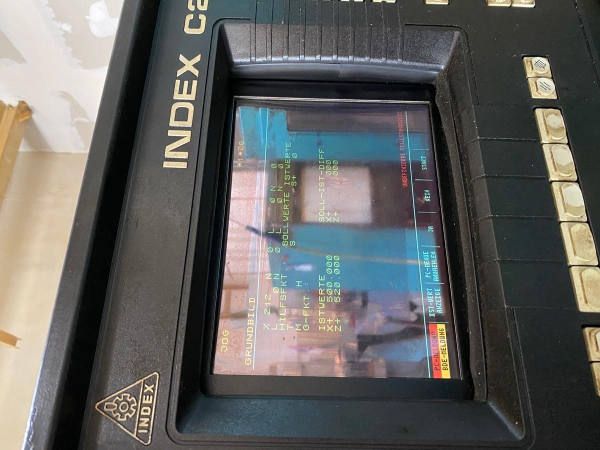 Токарный станок с ЧПУ INDEX GU800 фото на Industry-Pilot