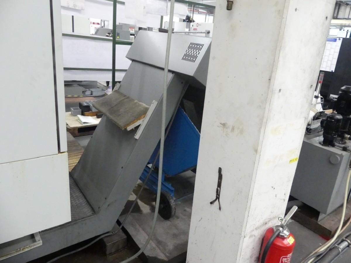 Обрабатывающий центр - универсальный DECKEL MAHO DMC 70 e Volution фото на Industry-Pilot