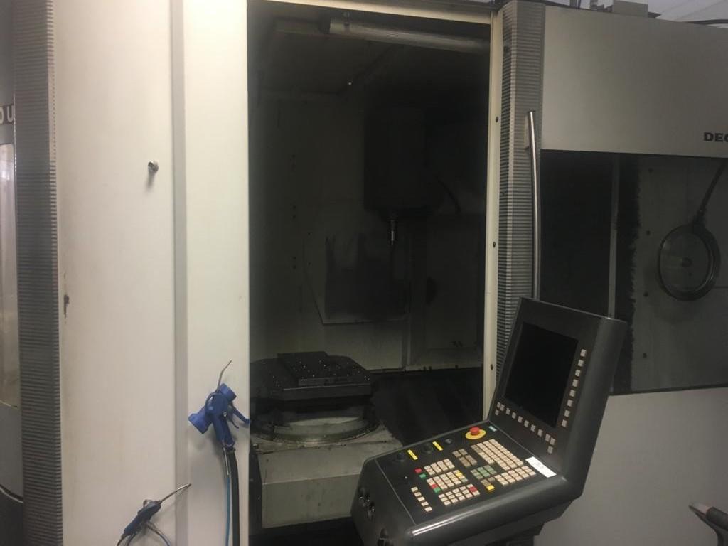Обрабатывающий центр - горизонтальный DMG DMC 60 U фото на Industry-Pilot