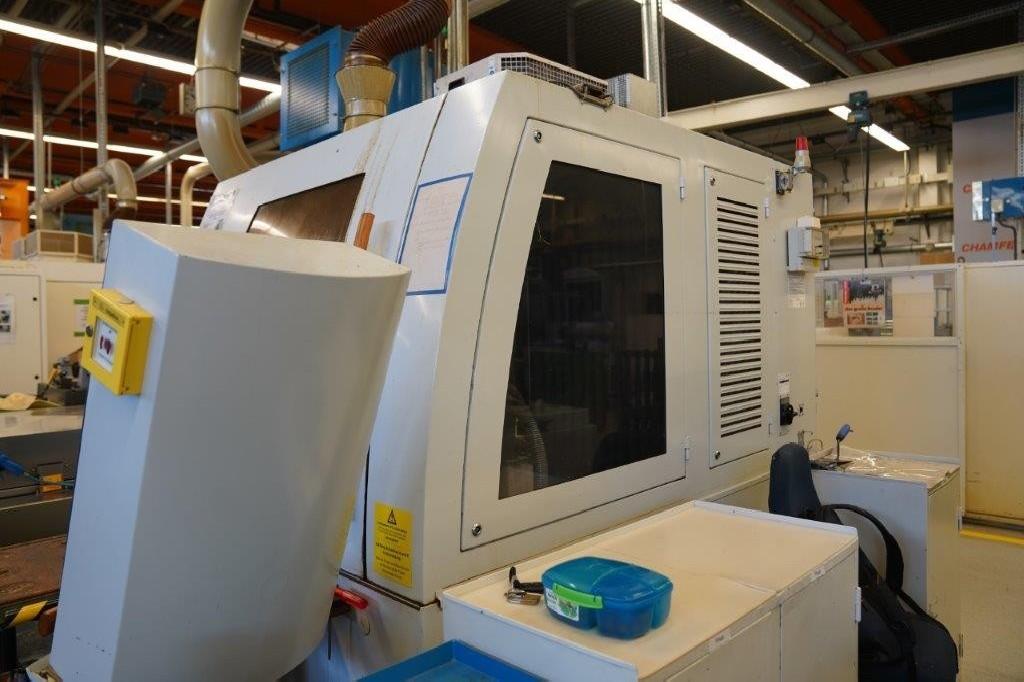 Станок для затачивания инструментов SCHNEEBERGER Corvus GDS 26 фото на Industry-Pilot
