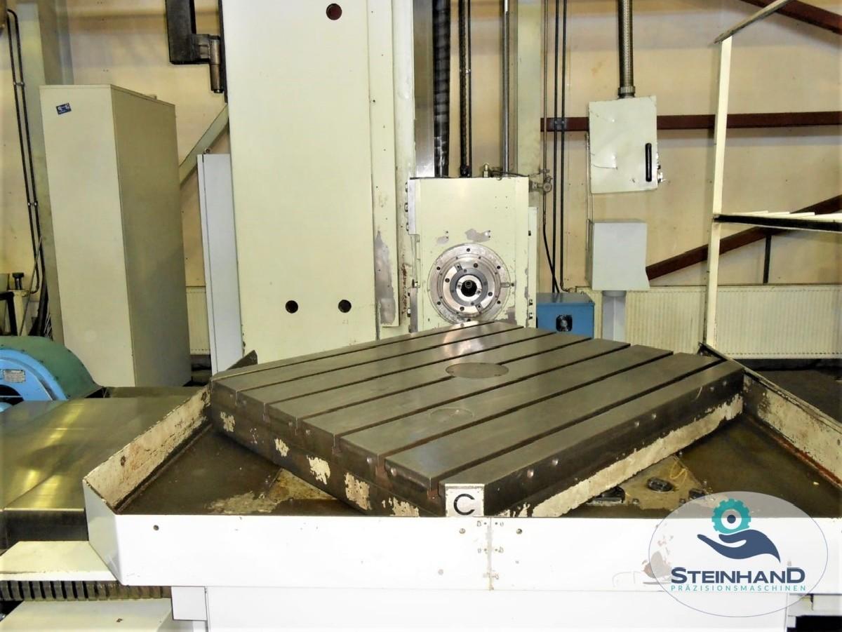 Горизонтально-расточной станок FEMCO WBT-110 фото на Industry-Pilot