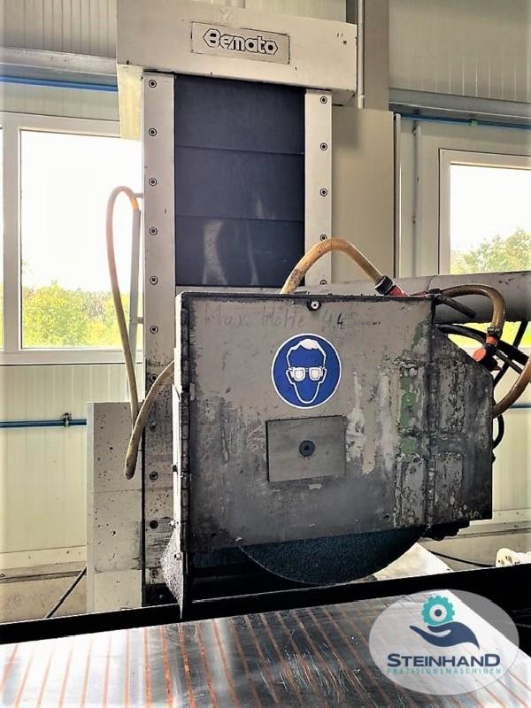 Плоскошлифовальный станок BEMATO PFG-602 фото на Industry-Pilot