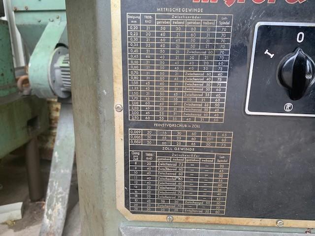 Токарно-винторезный станок MYFORD A74-20 фото на Industry-Pilot