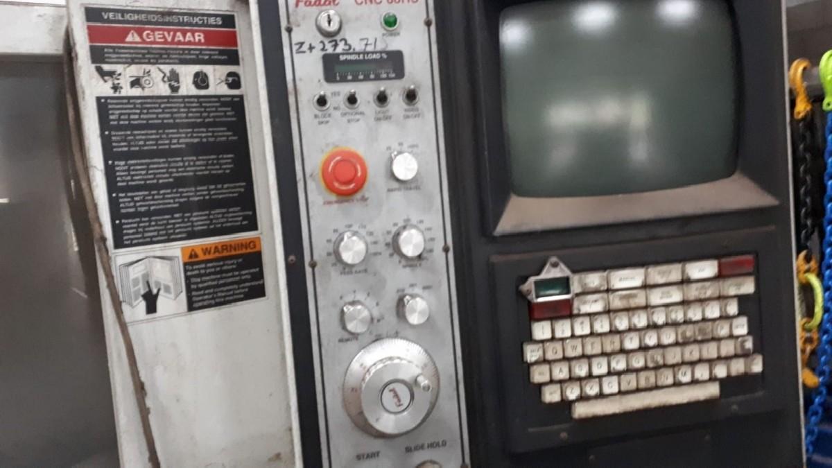 Обрабатывающий центр - вертикальный FADAL VMC4020 фото на Industry-Pilot