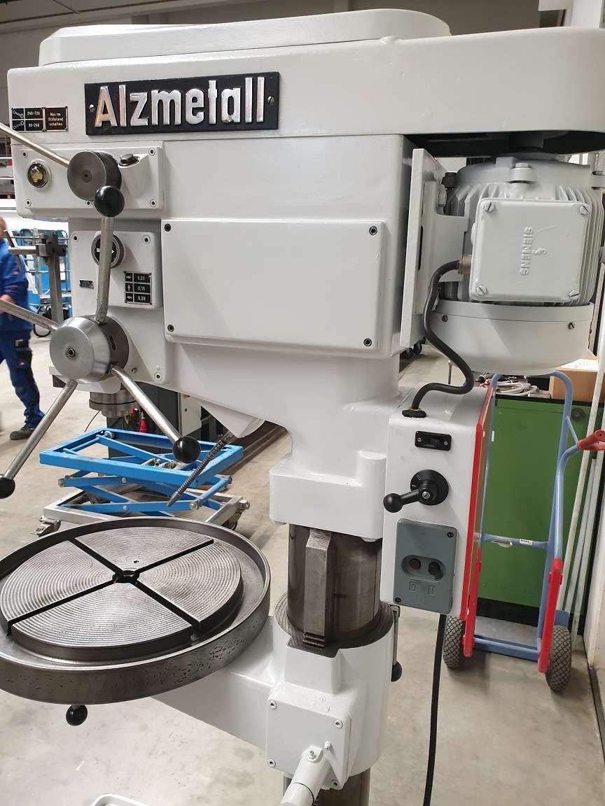 Сверлильный станок со стойками Alzmetall AB 4 SJ фото на Industry-Pilot