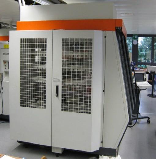 Прошивочный электроэрозионный станок CHARMILLES Roboform 2400 фото на Industry-Pilot