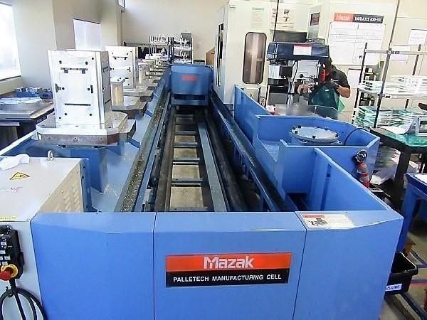 Обрабатывающий центр - универсальный MAZAK Variaxis 630-5X фото на Industry-Pilot