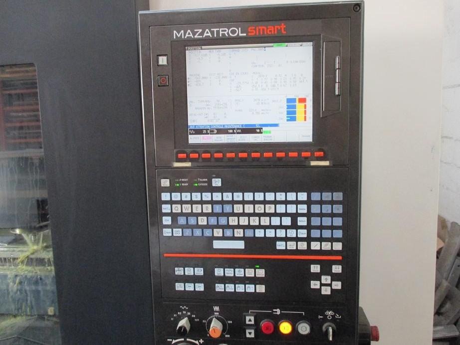 Обрабатывающий центр - вертикальный MAZAK VC Smart 530 C Mazatrol Smart фото на Industry-Pilot