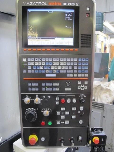 Обрабатывающий центр - вертикальный MAZAK VC Smart 530 C фото на Industry-Pilot